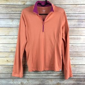 Horny Toad 1/4 Zip Lightweight Popover (A50)